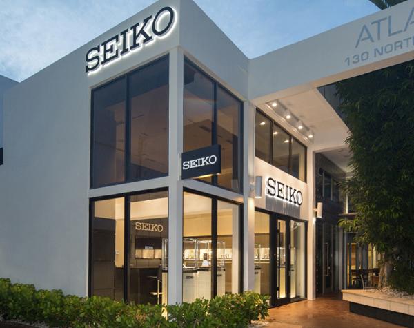 SEIKO Miami Design District