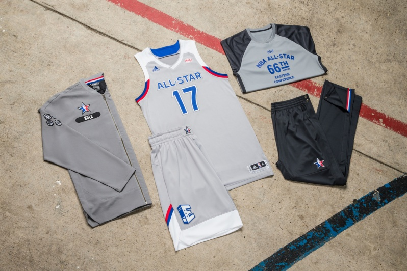a39881919ae ADIDAS UNVEILS 2017 NBA ALL-STAR JERSEYS – APPARATUS
