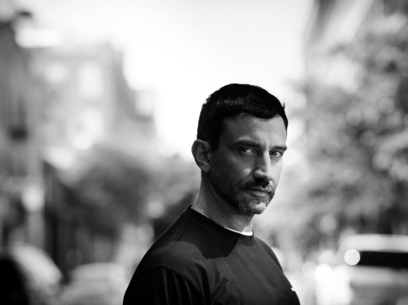 Riccardo Tisci, the Givenchy creative director, in New York.