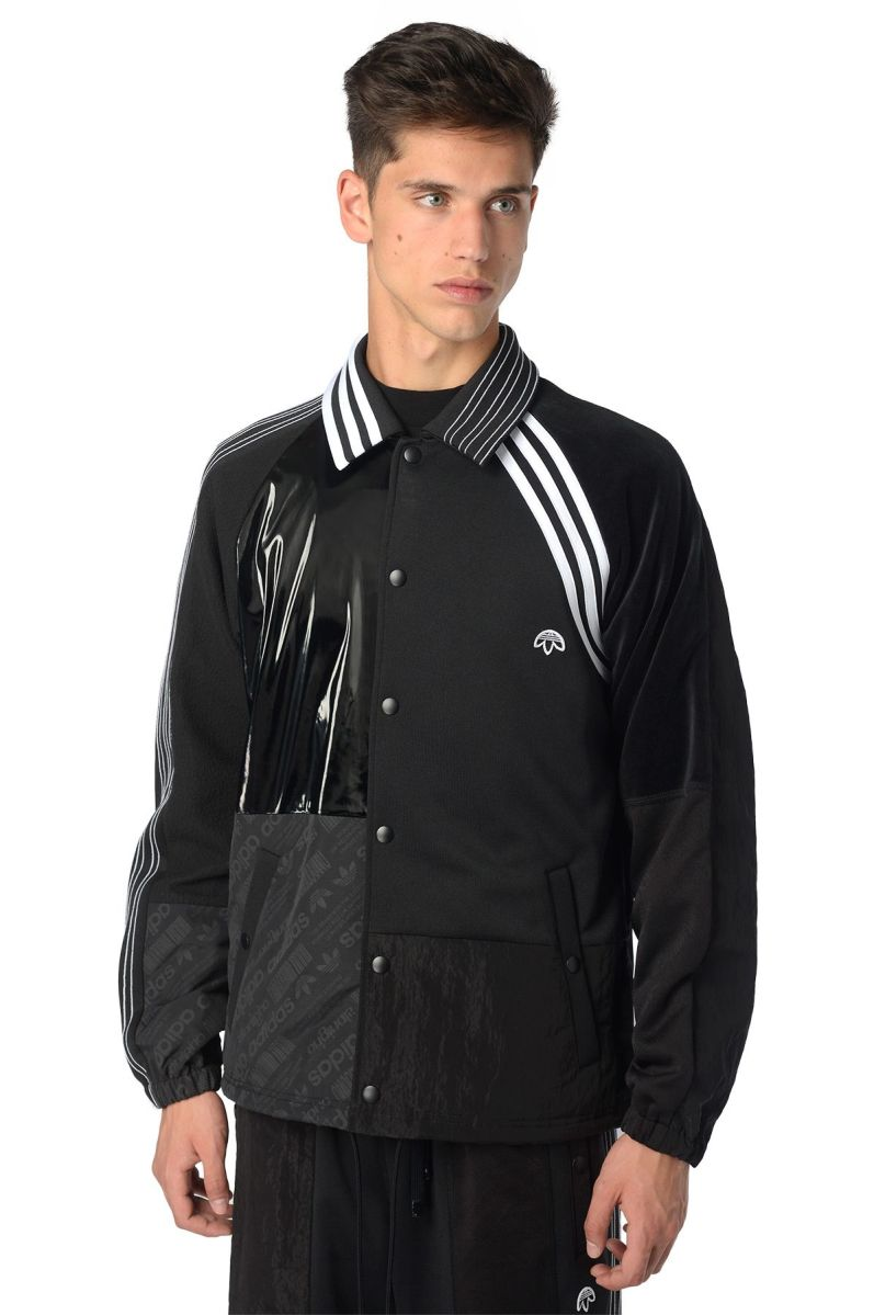 ADIDAS ORIGINALS X ALEXANDER WANG PATCH JACKET