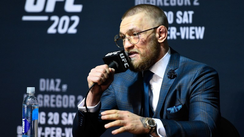 Conor Mcgregor To Launch His Own Clothing Line Apparatus