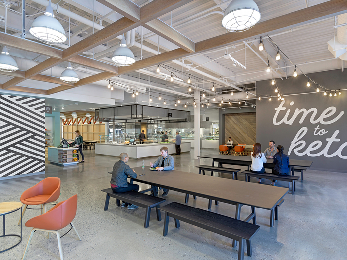 office ebay. Gensler Designed The New Kitchen Spaces Of EBay\u0027s San Jose Offices. Now, Campus\u0027 Most Enticing Food Destination, Employees Come For And Stay Office Ebay