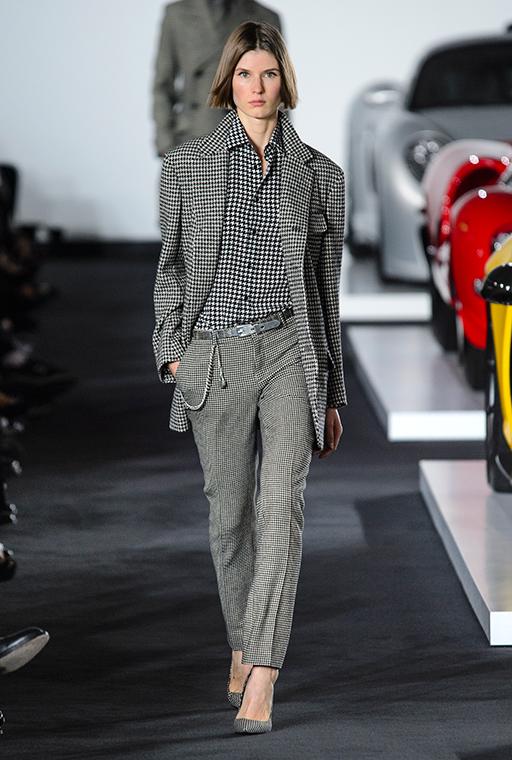 New York Fashion Week Ralph Lauren Spring Summer 2018