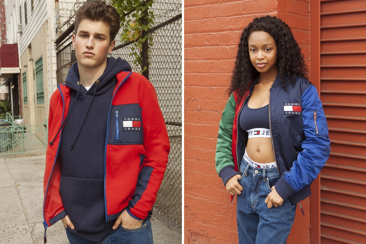 tommy hilfiger old collection