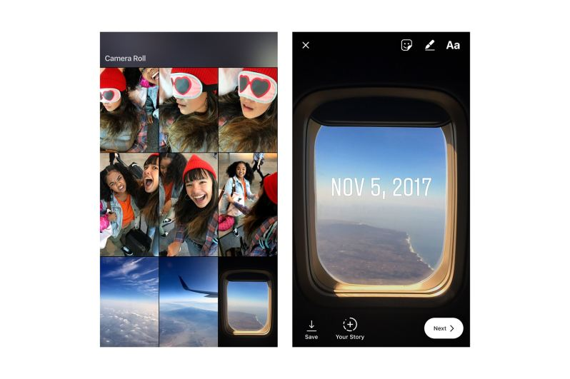 NOW YOU CAN UPLOAD OLDER CONTENT IN INSTAGRAM STORIES ...