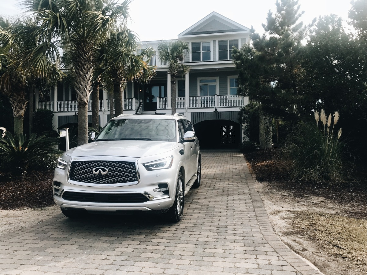 STYLE + TIMES: 48 HOURS WITH INFINITI AND THE ALL-NEW QX80
