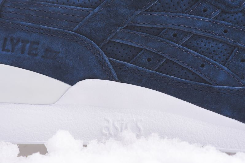 pretty nice 4c110 32df2 A CLOSER LOOK AT THE KITH X MONCLER ASICS GEL-LYTE III ...