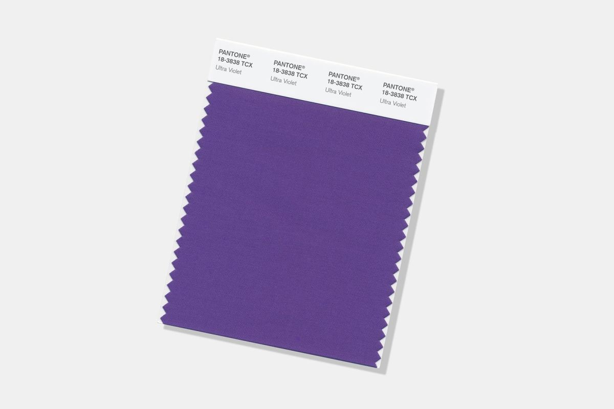 Pantone has announced its color of the year for 2018 for Pantone 2017 2018