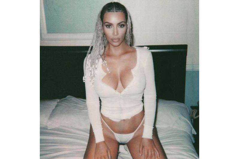 Kim Kardashian S Latest Controversial Photoshoot Apparatus