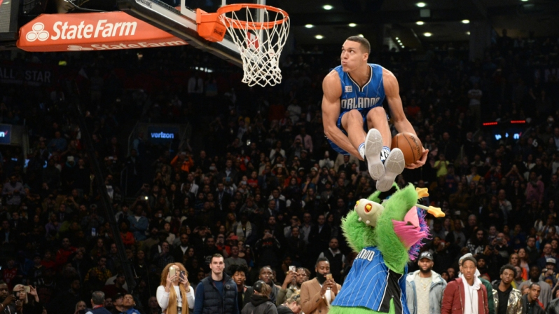 2018 NBA All-Star Slam Dunk Contest