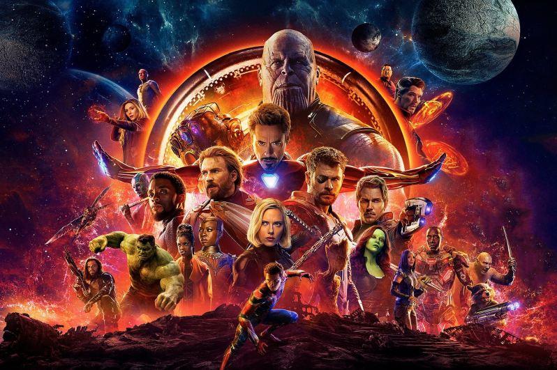 Infinity War Trailer Breaks Record