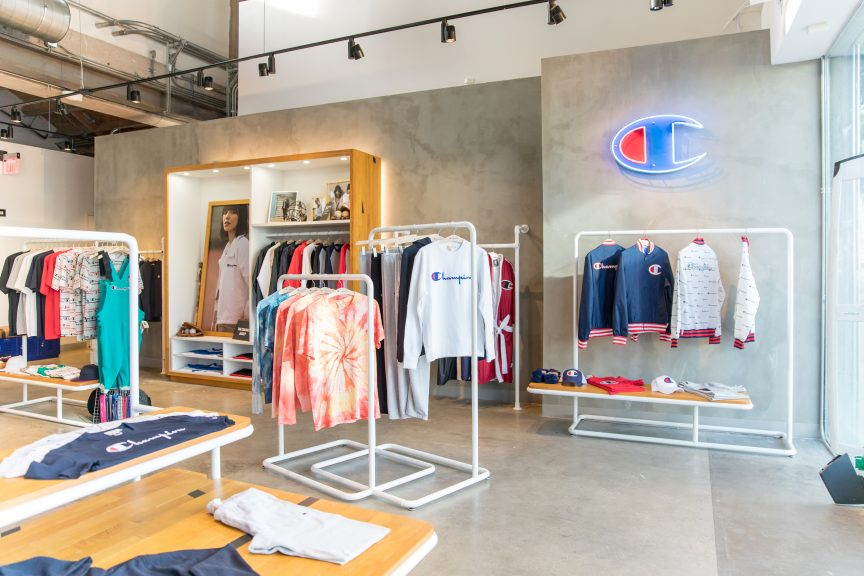 Champion Opens Its First Ever U S Flagship Store In Los