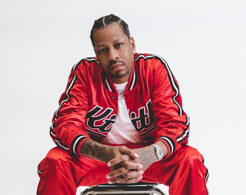 f3c376a006069 ALLEN IVERSON FRONTS KITH X MITCHELL   NESS COLLECTION