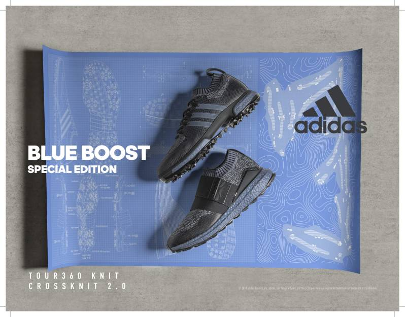 3b00ca6393661 ADIDAS GOLF ANNOUNCES LIMITED EDITION BLUE BOOST MODELS – APPARATUS