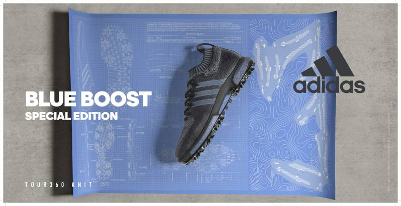 the latest bacdd 4444f Pricing for the limited edition blue BOOST is 190 USD and 160 USD for the  TOUR360 Knit and Crossknit 2.0 respectively. Both models will be available  ...