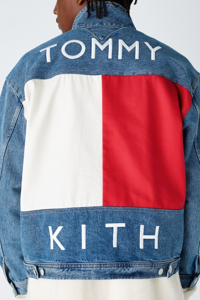 ronnie fieg teases upcoming tommy hilfiger x kith collab  u2013 apparatus