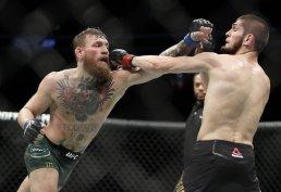 Nurmagomedov defeats McGregor UFC 229-3