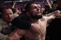 Nurmagomedov defeats McGregor UFC 229-6