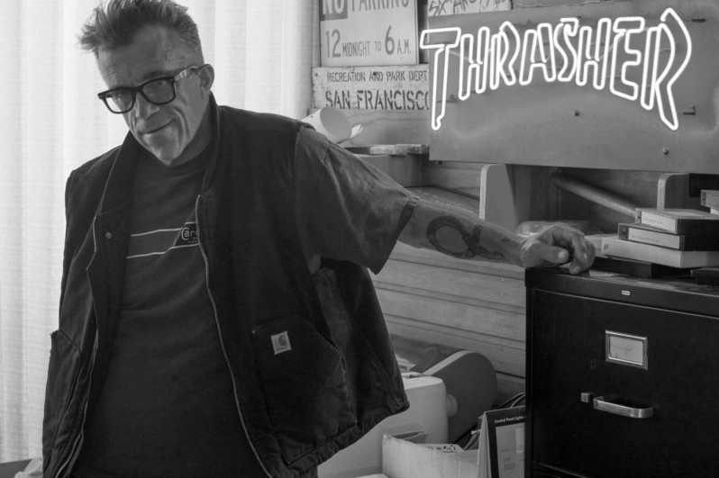 Jake Phelps: SKATEBOARDING ICON AND THRASHER EDITOR-IN-CHIEF JAKE